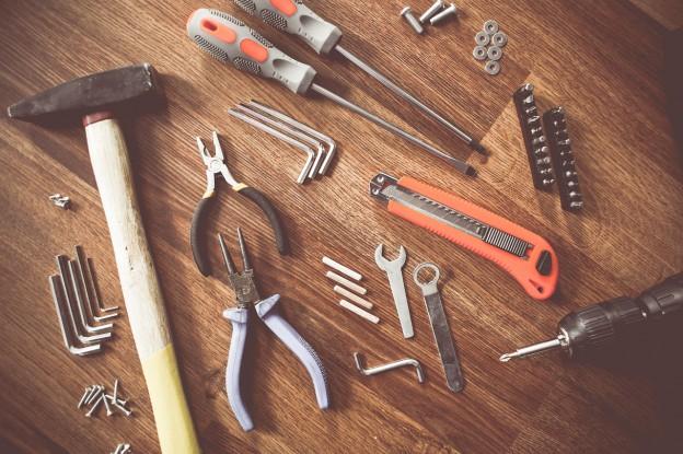 tools deck