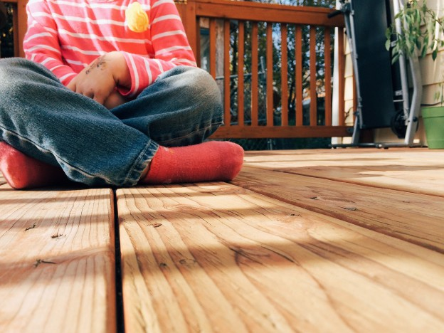 design your own deck