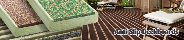 Antio Slip Decking - Available at eDecks