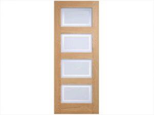 Four Panel Glazed
