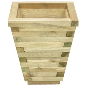 elite tapered planter