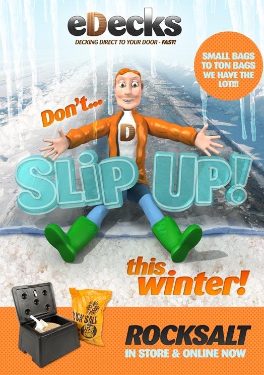 Don't Slip Up