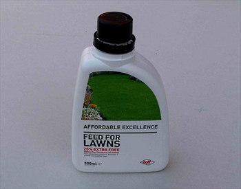 DOFF - Feed For Lawns 400ml + 25% Extra Free