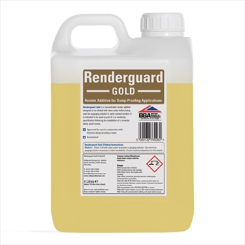 Render Guard Gold (4 Litre)