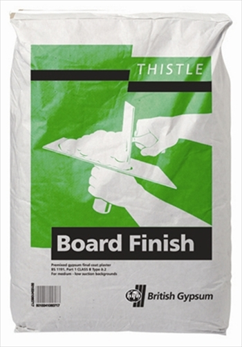 Thistle - Board Finish (25kg)