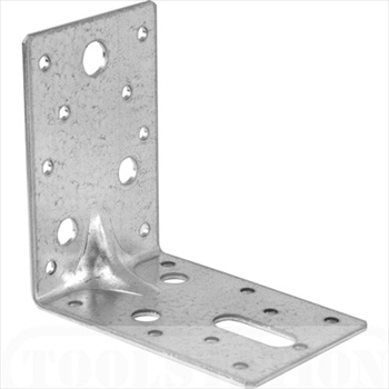 Steel Angle Bracket (60mm x 60mm x 40mm)