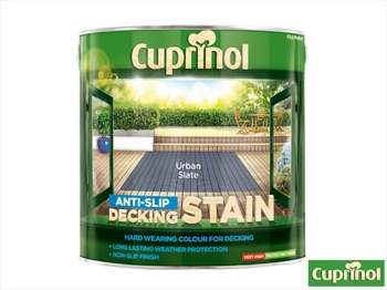 Cuprinol Deck Stain Ultra Tough Urban Slate (2.5 litre)