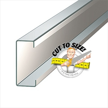 C Section Galvanised Purlin / Joist *Exact Cut* (125mm x 65mm)