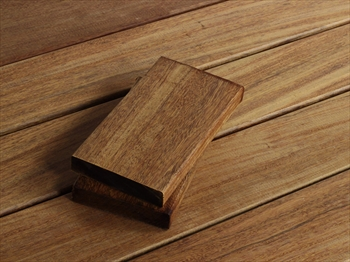 Hardwood IPE Decking Per Length (90mm x 19mm - *Exact Cut*)