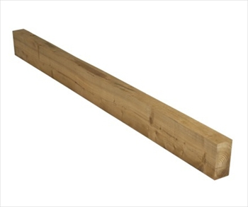 Fencing Rails 38mm x 75mm x 3600mm