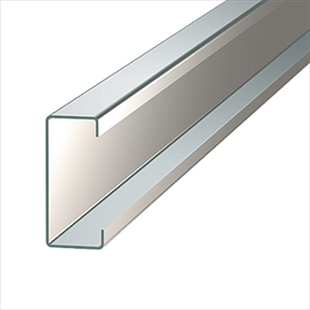 C Section Galvanised Purlin / Joist (125mm x 65mm)