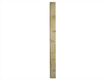 Classic Range - Softwood Square Newel (1375mm x 82mm x 82mm)