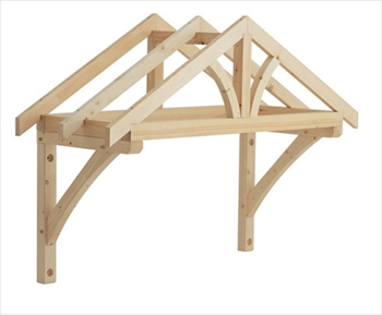 Apex Porch Canopy (1600mm)