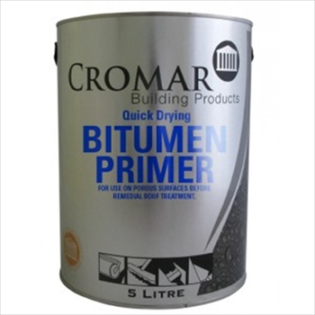 Quick Drying Bitumen Primer (5 Litre)