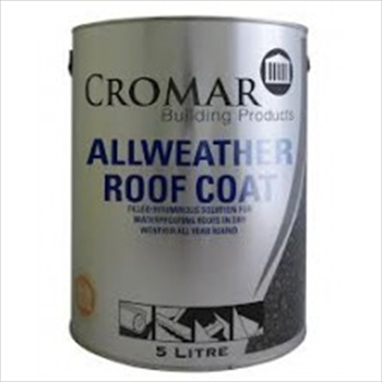 Allweather Bituminous Roofing Compound (5 Litre)