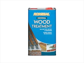 Ronseal - Wood Treatment (5 Litre)