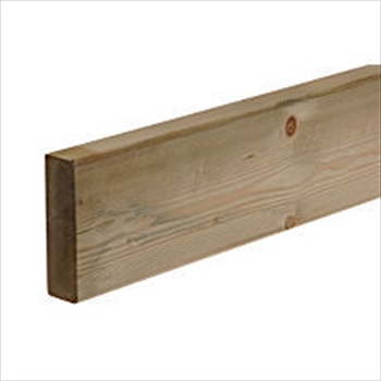Gravel Board (1.8m x 150mm)