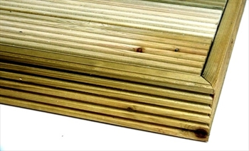 Discount Fascia Board (3.6m To Cover 3.3m)