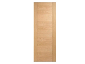Vancouver 5 Panel Oak Door (Metric)