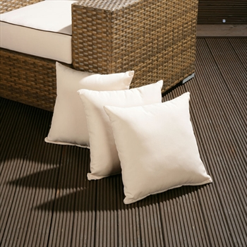 White Scatter Cushion