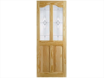Pine Avon Clear Door (Imperial)
