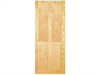 Pine Tunis Clear Door (Imperial)