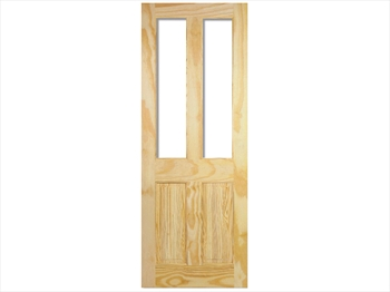 Pine Richmond Clear Door (Imperial)