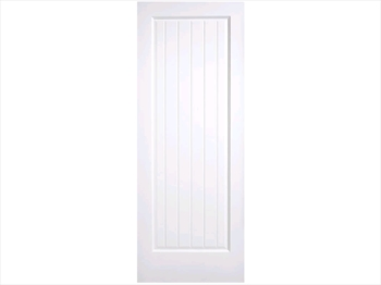 Solid White Recife Door (Imperial)