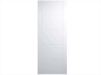 White Semi Solid Florida Door (Imperial)