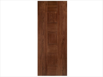 Catalonia Walnut Flush Door (Metric)