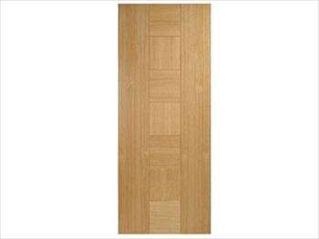 Catalonia Oak Flush Door (Metric)