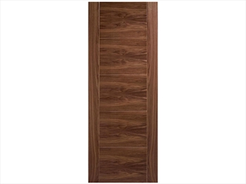 Vancouver 5 Panel Walnut Door (Metric)