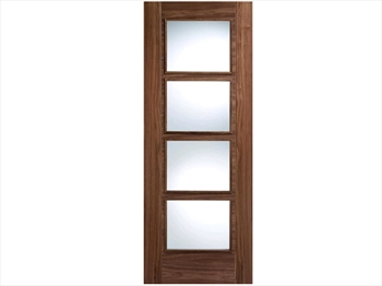 Vancouver Glazed Walnut Door (Imperial)
