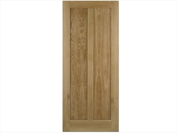Un-Finished Maine Oak Door (Imperial)