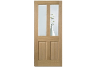 Richmond Glazed Oak Door (Imperial)