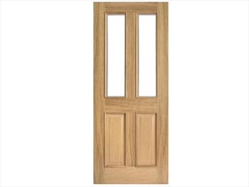 Richmond Unglazed RM2S White Oak Door (Imperial)