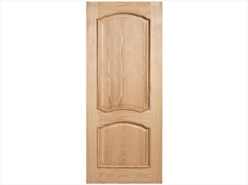 Louis RM2S White Oak Door (Imperial)
