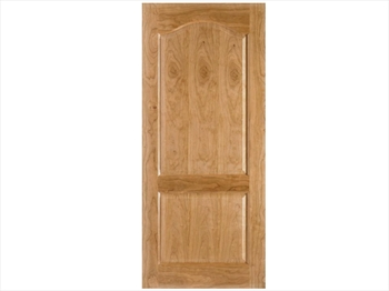 Oak Moulded 2 Panel Door (Imperial)