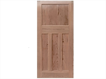 DX 30's Pitch Pine Door (Imperial)