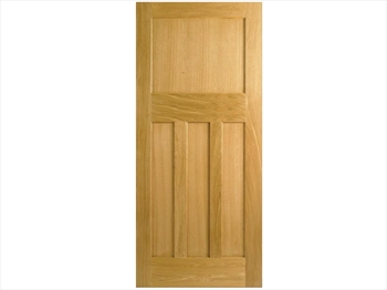 DX 30's Style Oak Door (Imperial)