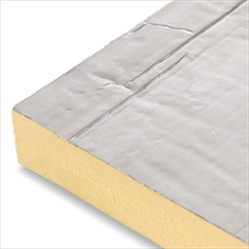 Reject Rigid Insulation Board (140mm/150mm - 8ft x 4ft)