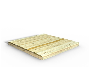 Chunky Easy Deck Kit 1.8m x 1.8m (No Handrails)
