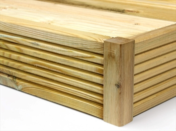 Decking Corner Dolly (85mm x 32mm x 32mm)