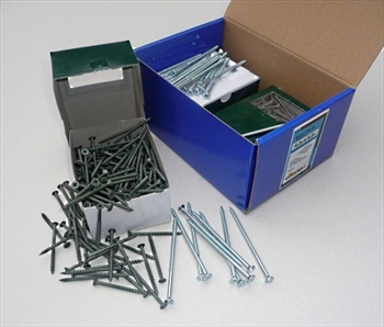 Decking Fixing kit (Upto 3.6m x 3.6m - No Handrails)