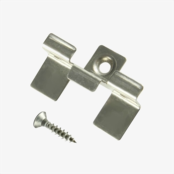 Evergrain Stainless Steel Fixing Clip & Screw