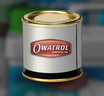 Owatrol Decking Paint Sample Pot (Dark Brown)