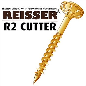 Reisser Cutter Screw (M5 x 25mm) * Sold Individually *