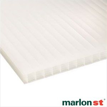 Opal Multiwall Polycarbonate 25mm (2500mm x 1050mm)