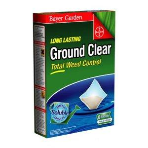 Weedkiller - Long Lasting Ground Clear
