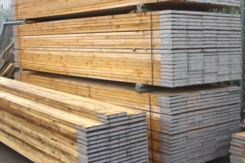 Banded Scaffolding Board (3900mm)